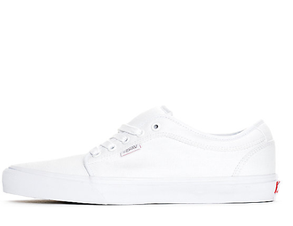 Vans Canvas Blancas